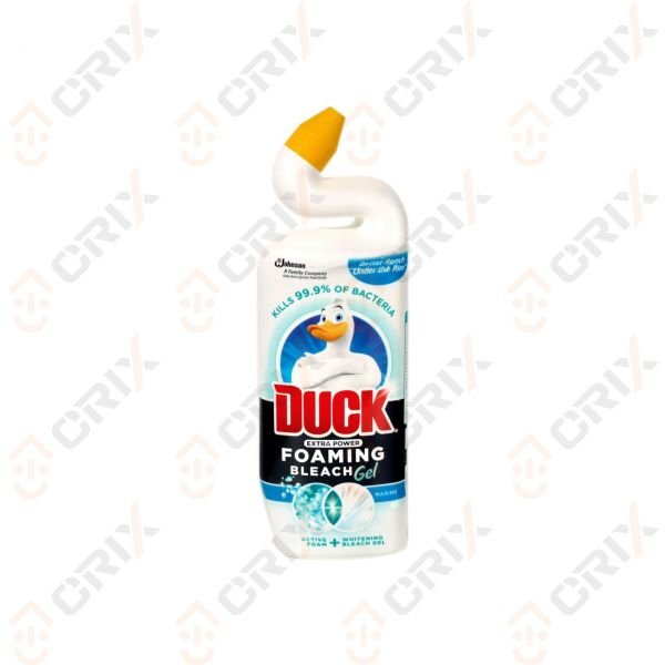 Dezinfectant toaleta Duck Extra Power Foaming Bleach Gel, Marin 0.75 L
